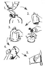 Chlor-Floc vattenrening