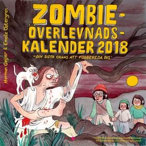 Zombieöverlevnadskalender