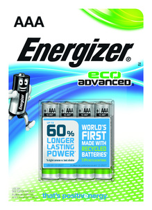 Energizer ECO LR6/AAA