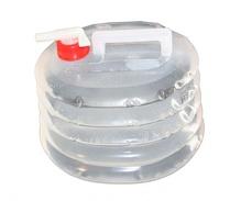 Hopfällbar plastdunk 5 liter