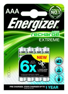 Energizer Accu Recharge AAA