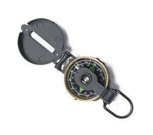 Lensatic kompass i metall