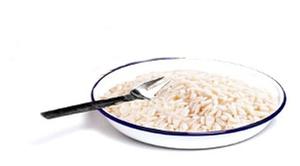 Kokt ris