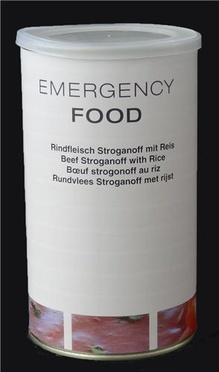 Biff Stroganoff med ris