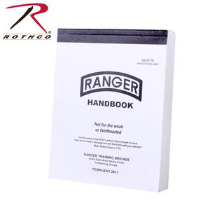 Ranger Handbook, US Army