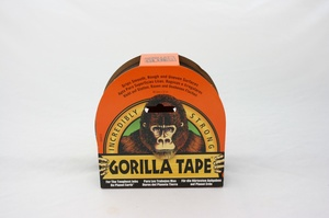Gorillatape, svart 5 cm