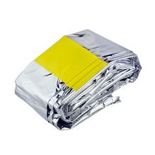 Nödsovsäck silverfolie
