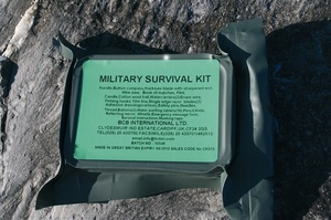 BCB Military survival kit