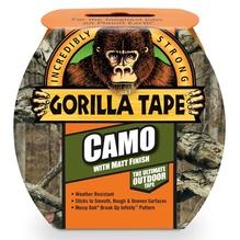 Gorillatape, kamoflage, 5 cm